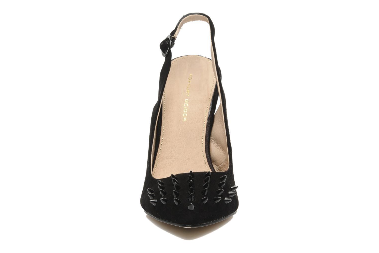 Escarpins KG By Kurt Geiger Culprit Noir vue portées chaussures