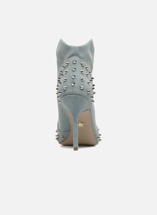 Bottines et boots KG By Kurt Geiger Wild Bleu vue droite