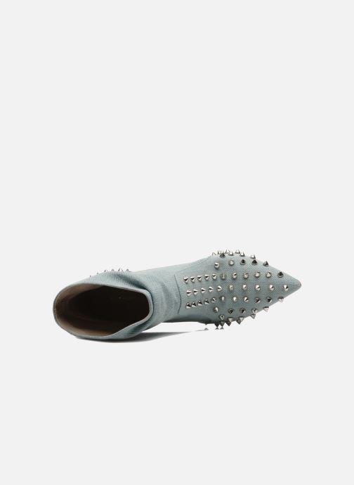 Bottines et boots KG By Kurt Geiger Wild Bleu vue gauche
