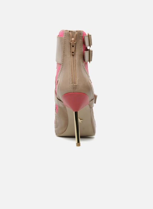 Ankle boots KG By Kurt Geiger Wyatt Pink view from the right
