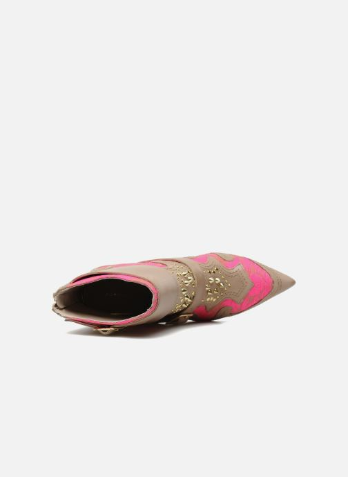 Ankle boots KG By Kurt Geiger Wyatt Pink view from the left