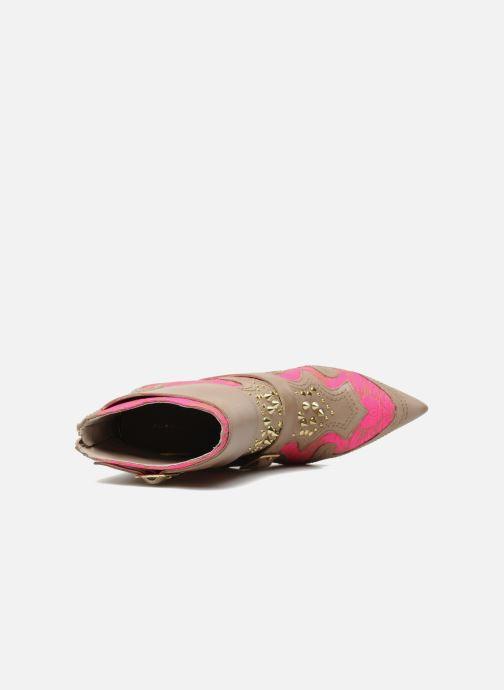 Stiefeletten & Boots KG By Kurt Geiger Wyatt rosa ansicht von links