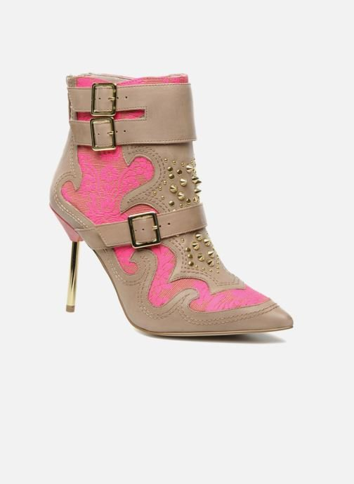 Ankle boots KG By Kurt Geiger Wyatt Pink detailed view/ Pair view