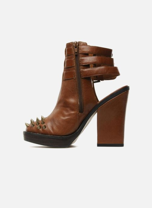 Sandals KG By Kurt Geiger Vex Brown front view