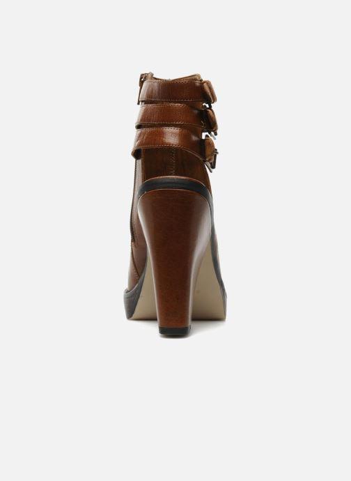 Sandali e scarpe aperte KG By Kurt Geiger Vex Marrone immagine destra