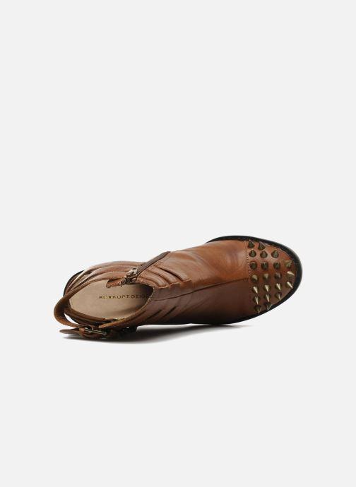 Sandali e scarpe aperte KG By Kurt Geiger Vex Marrone immagine sinistra