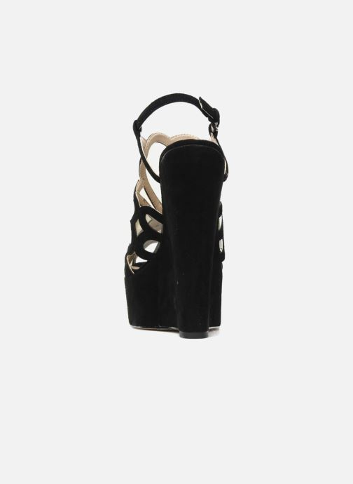 Sandals KG By Kurt Geiger Kutie Black view from the right