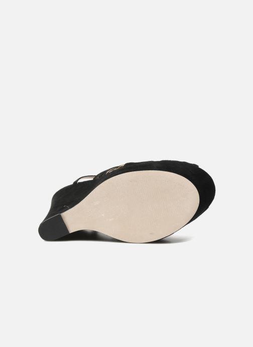 Sandali e scarpe aperte Kurt Geiger Kutie Nero immagine dall'alto