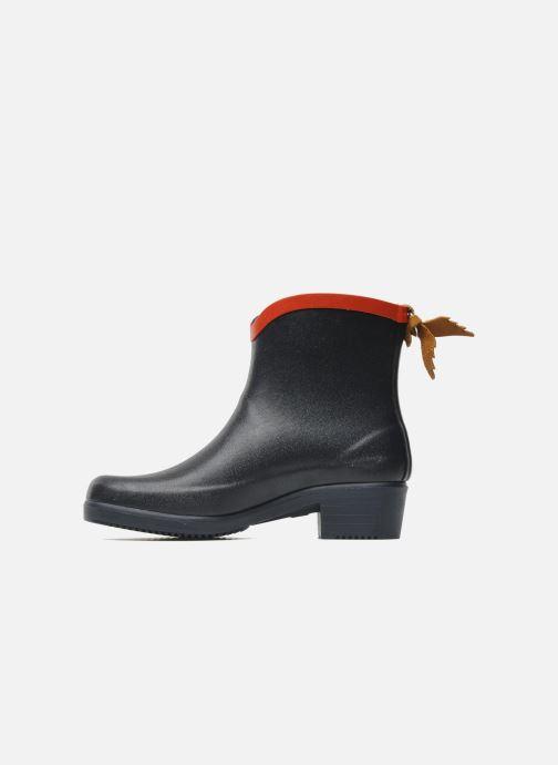 Boots en enkellaarsjes Aigle Miss Juliette Bottillon Blauw voorkant