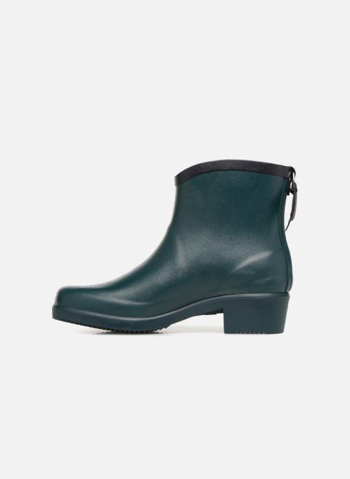 Bottines et boots Aigle Miss Juliette Bottillon Vert vue face