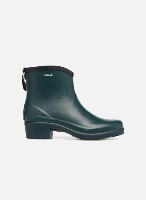 Bottines et boots Aigle Miss Juliette Bottillon Vert vue derrière