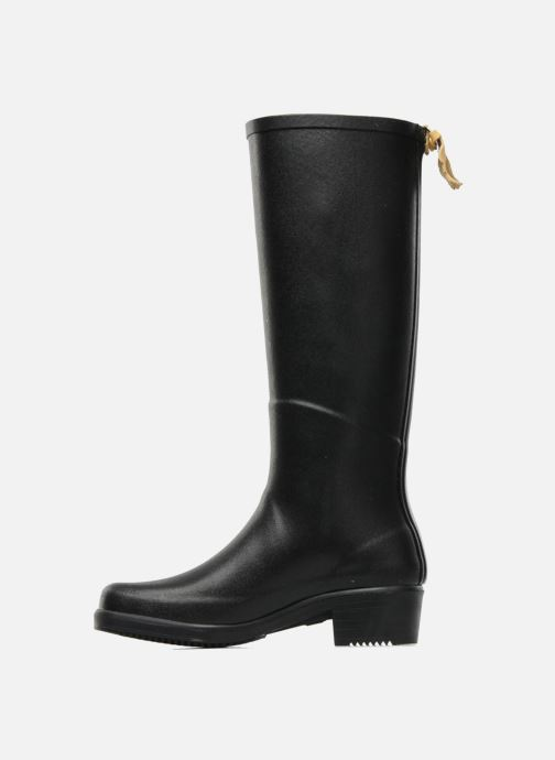 Boots & wellies Aigle Miss Juliette A Black front view