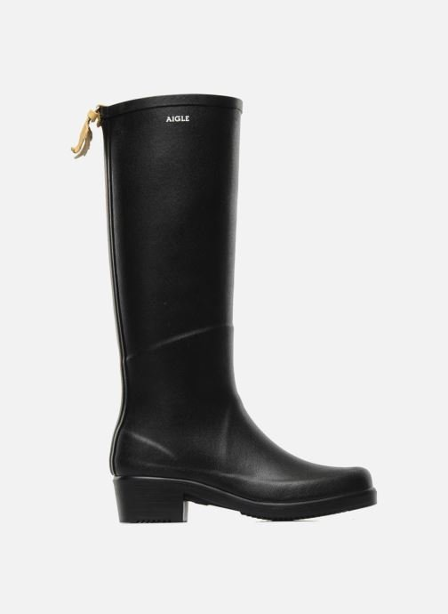 Boots & wellies Aigle Miss Juliette A Black back view