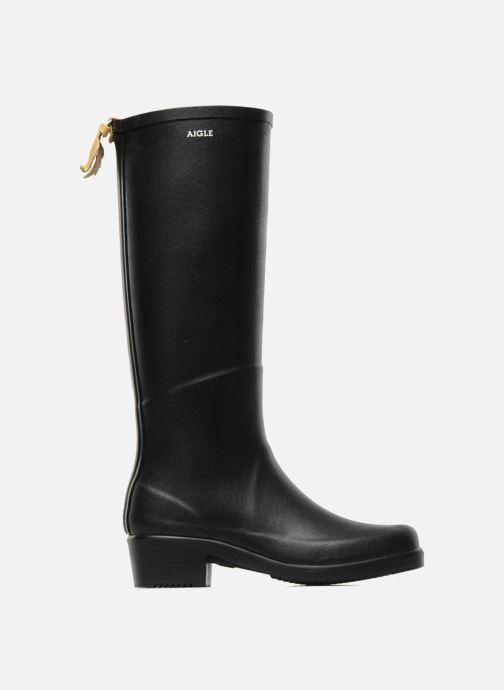 Boots & wellies Aigle Miss Juliette A Black back view