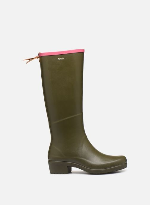 Boots & wellies Aigle Miss Juliette A Green back view