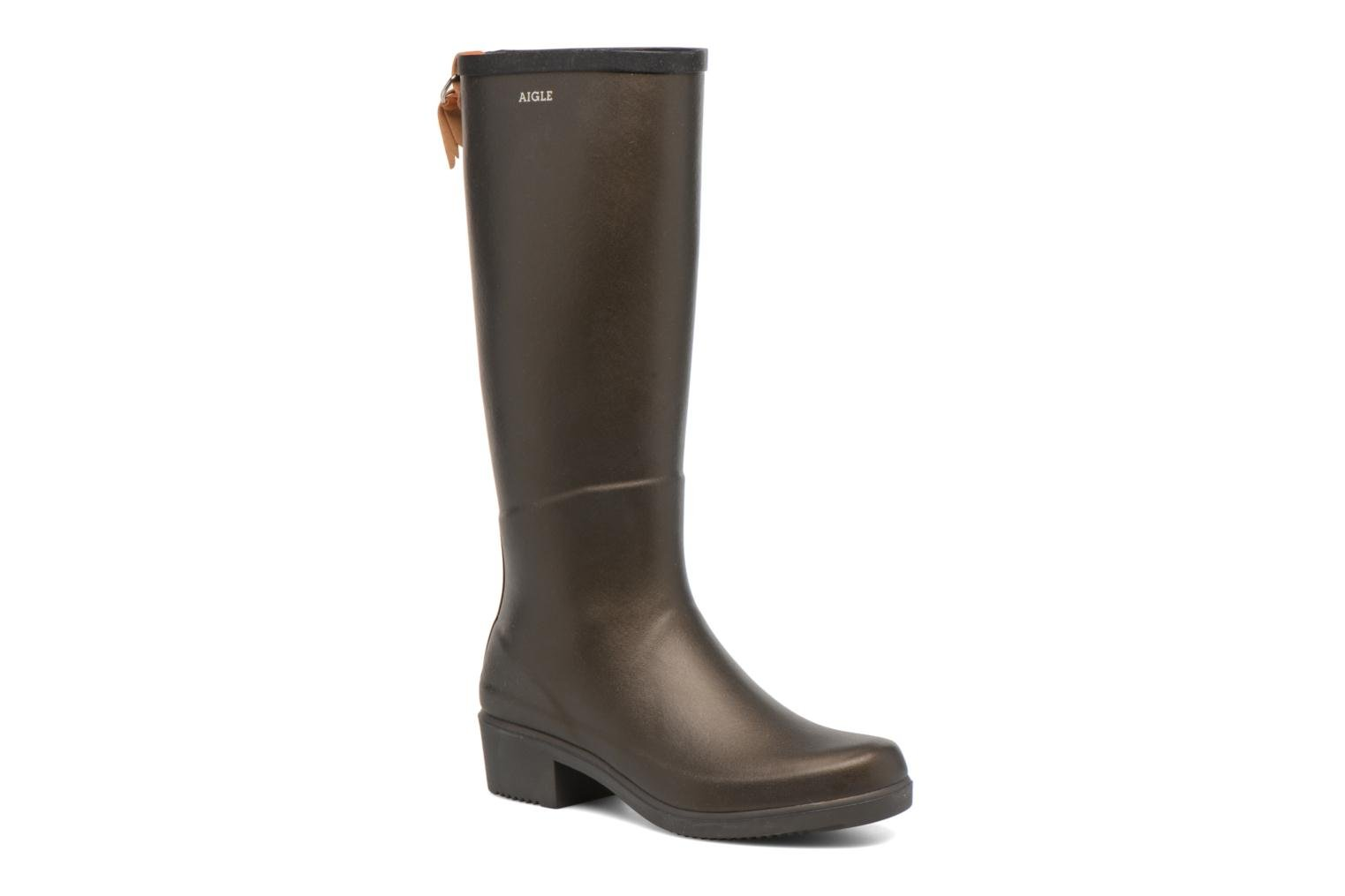 Aigle Miss Juliette A (Or et bronze) - Bottes en Más cómodo Super rabais