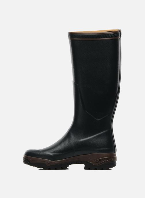 Boots & wellies Aigle Parcours 2 Green front view