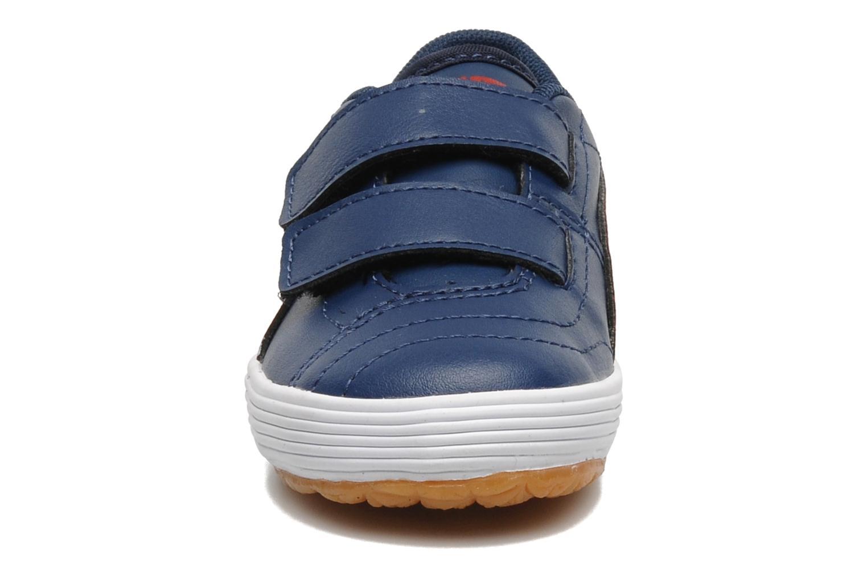 Baskets Puma Puma Serve Pro V Kids Bleu vue portées chaussures