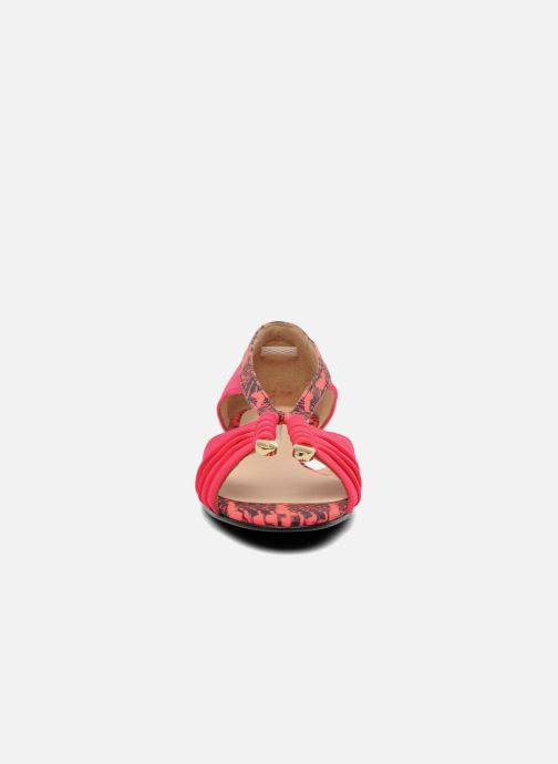 Sandals MySuelly Romane Pink model view