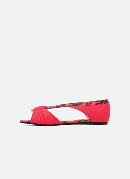 Sandales et nu-pieds MySuelly Romane Rose vue face