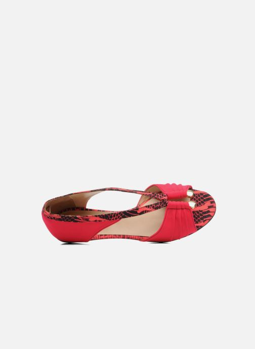 Sandalen MySuelly Romane Roze links