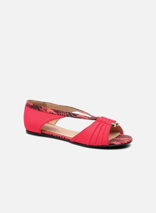 Sandales et nu-pieds MySuelly Romane Rose vue détail/paire