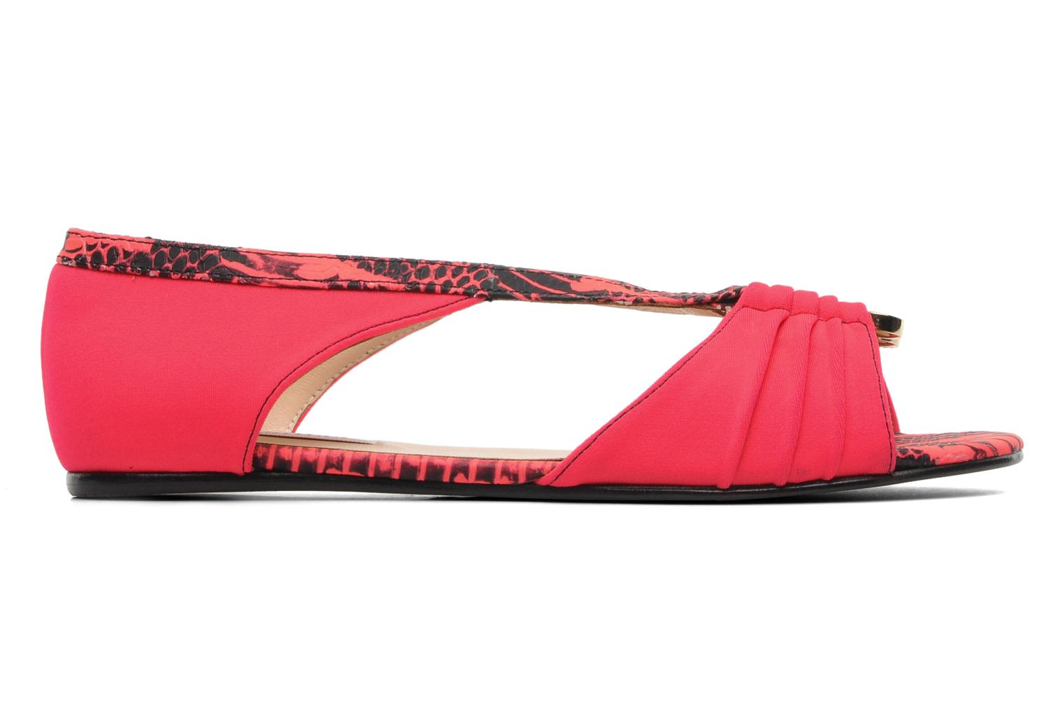 Sandals MySuelly Romane Pink back view