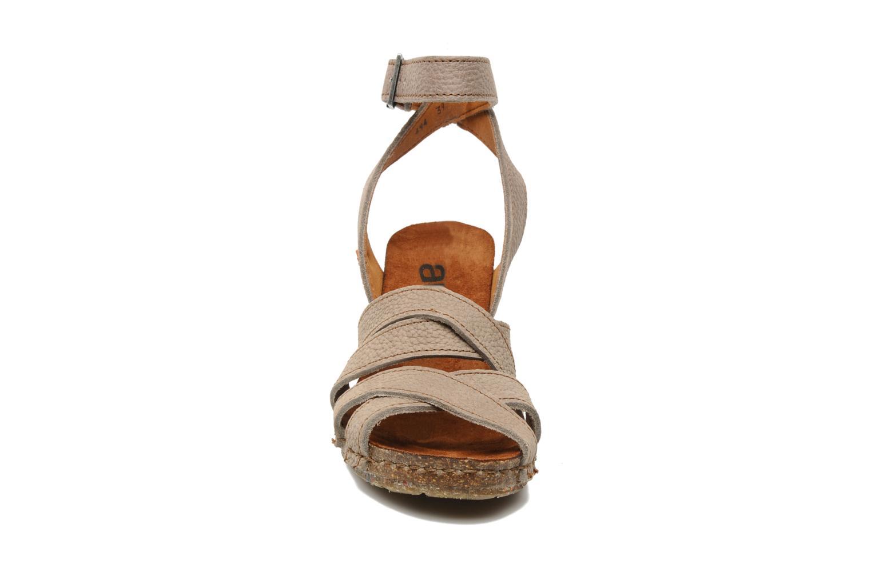 Sandales et nu-pieds Art Kastellet 494 Beige vue portées chaussures