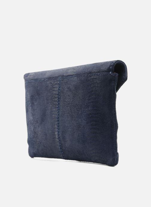 Borse Loxwood Pochette Lana Azzurro immagine destra