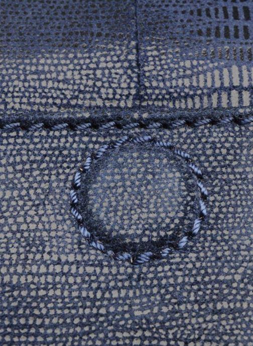 Borse Loxwood Pochette Lana Azzurro immagine sinistra