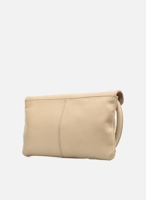 Handtassen Loxwood Pochette Lana Beige rechts