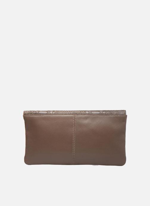 Handtaschen Loxwood Pochette Lana braun ansicht von vorne