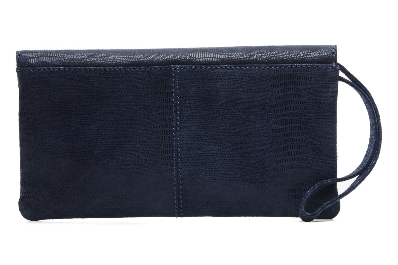 Bolsos de mano Loxwood Pochette Lana Azul vista de frente