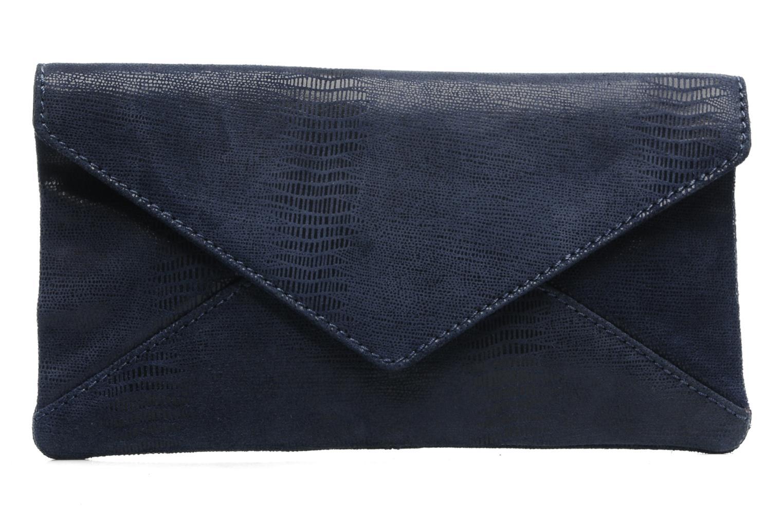 Bolsos de mano Loxwood Pochette Lana Azul vista de detalle / par