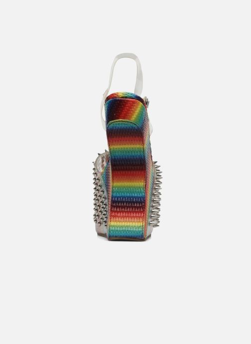 Sandals Jeffrey Campbell Vicious Multicolor view from the right