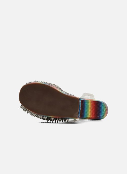 Sandals Jeffrey Campbell Vicious Multicolor view from above