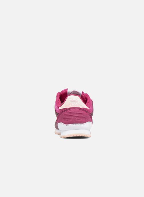 Sneakers adidas originals Zx 700 Cf I Pink Se fra højre