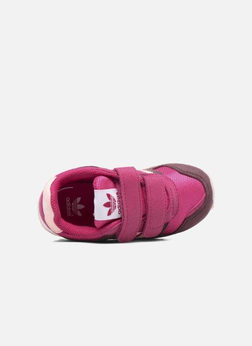 Sneakers adidas originals Zx 700 Cf I Pink se fra venstre
