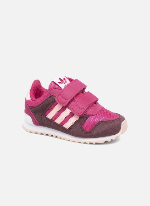 12d70d57 Sneakers adidas originals Zx 700 Cf I Pink detaljeret billede af skoene