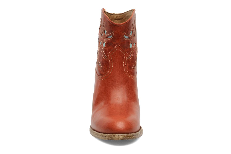 Ankelstøvler Swildens Izie Brun se skoene på