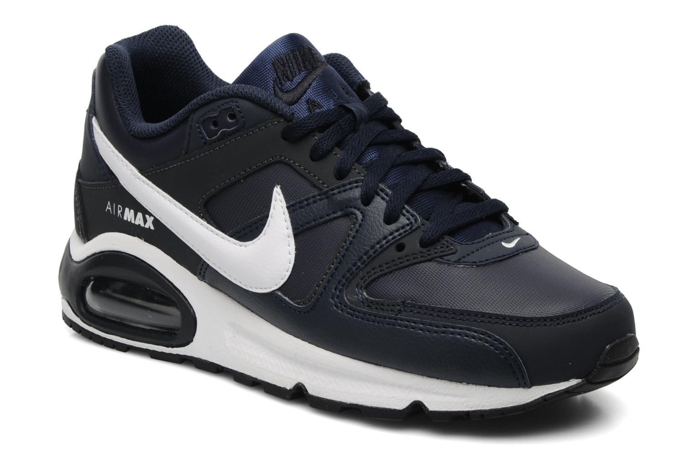 adc8ded3bd56d5 ... spain zapatillas de deporte nike air max command gs azul vista de  detalle par 7f461 f0f44