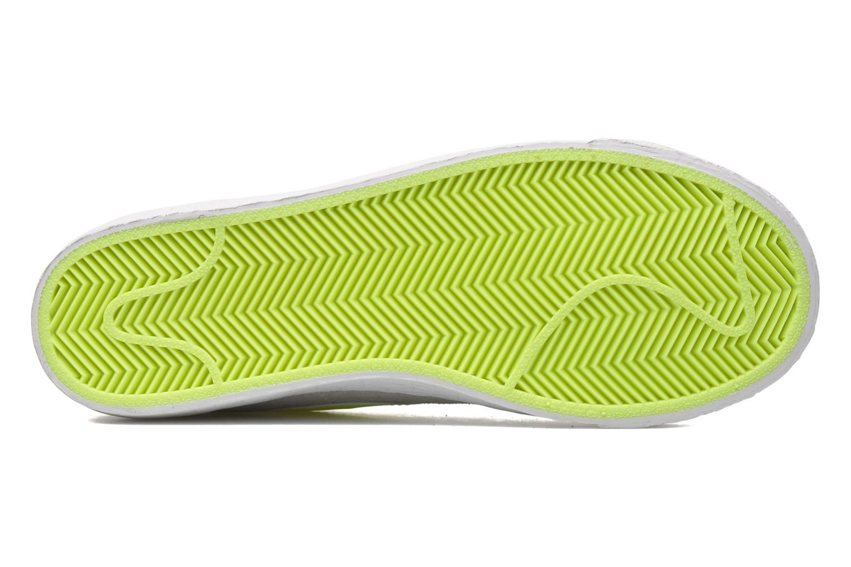 Chaussures de sport Nike Blazer Mid Vintage (GS) Gris vue haut