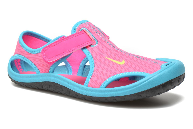 cd0233aa5fd Nike Sunray Protect (PS) (Rose) - Sandales et nu-pieds chez Sarenza ...