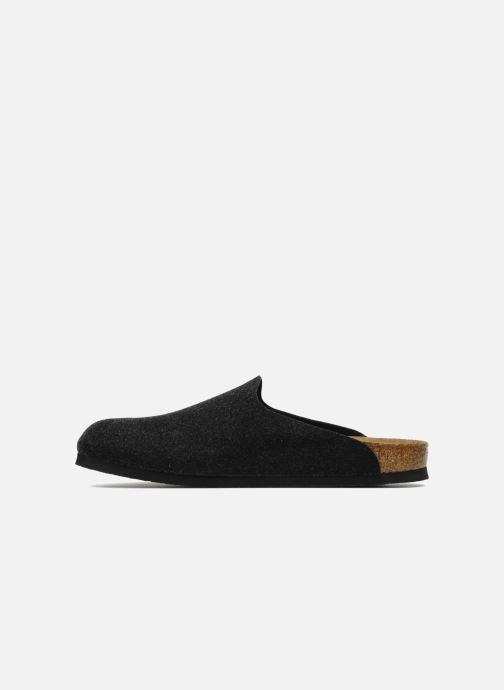 Sandali e scarpe aperte Birkenstock Amsterdam M Grigio immagine frontale
