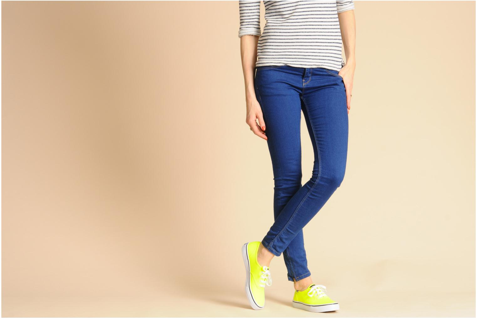 Sneakers Keds Double Dutch Neon Lilla se forneden