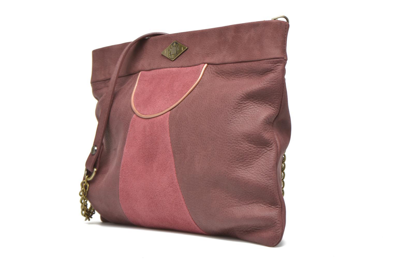 Handbags Mohekann Narowé Pink model view