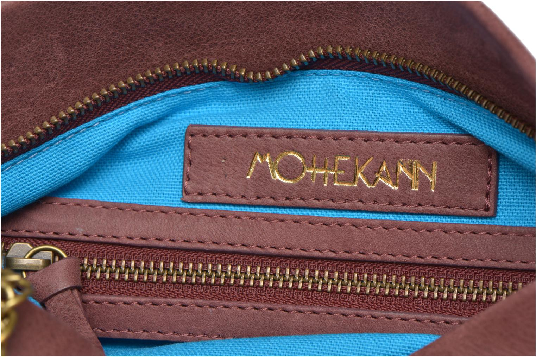Handbags Mohekann Narowé Pink back view