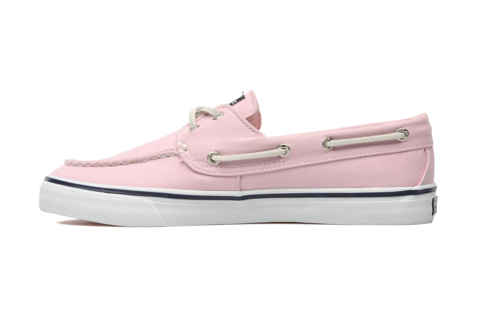 Lace-up shoes Sperry Bahama 96886 Pink front view