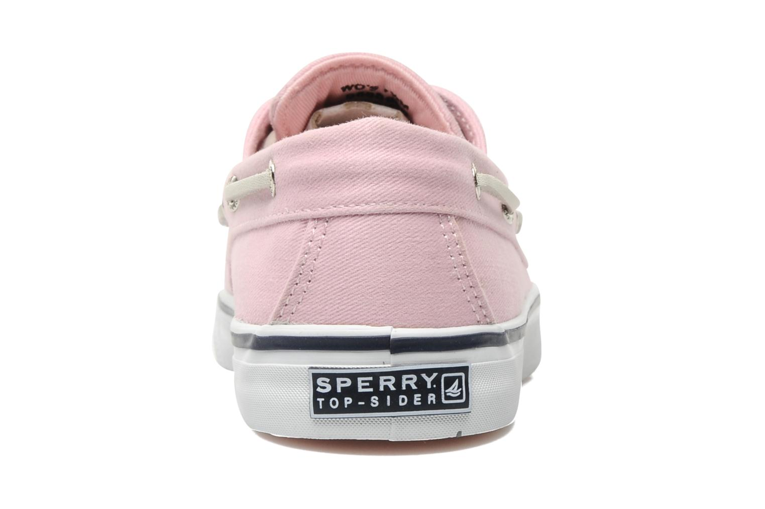 Lace-up shoes Sperry Bahama 96886 Pink view from the right