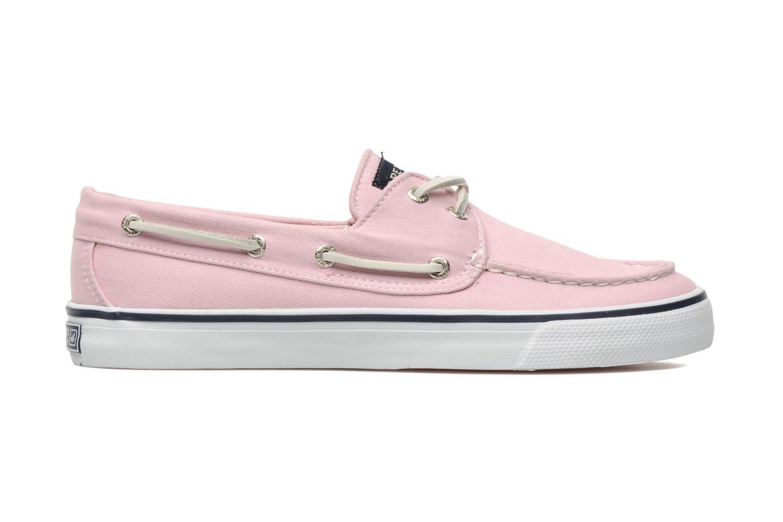 Zapatos con cordones Sperry Bahama 96886 Rosa vistra trasera